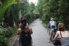 Pulau Ubin - Visit the island to see what Singapore was like in the 1960s